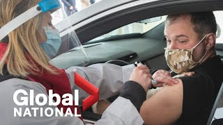 Global National: May 4, 2021| Mixed messaging on Canada's COVID-19 vaccine guidance causes confusion