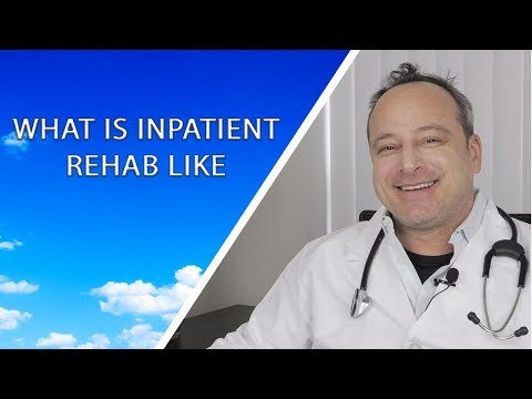 What Is Inpatient Rehab Like - 24/7 Helpline Call 1(800) 615-1067