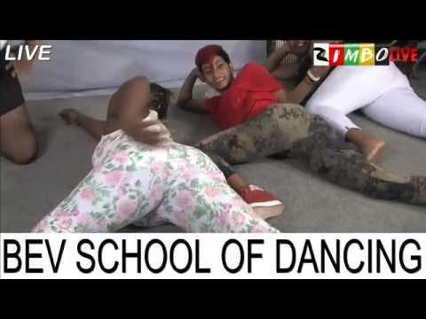 BEV teaches UK Ladies how to Dance