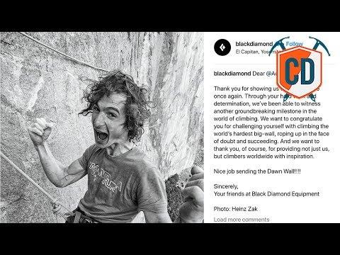 'I Got My Ass Kicked' - Adam Ondra's Dawn Wall Story   Climbing Daily Ep.1334