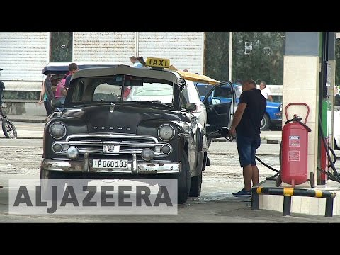 Cuban economy faces hard times amid fears of Venezuela fallout