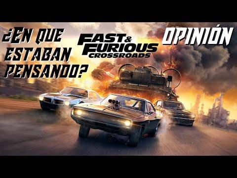 Fast & Furious Crossroads - ¿EN QUE ESTABAN PENSANDO? (OPINIÓN)