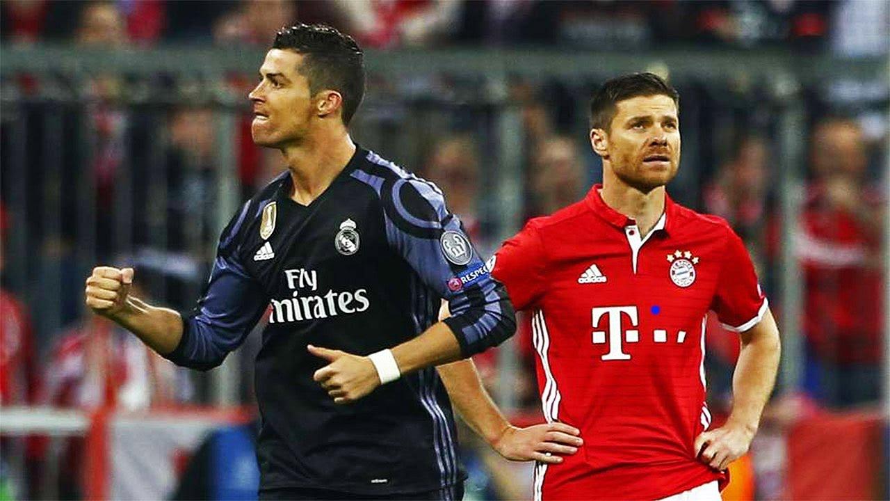 Bayern Ronaldo