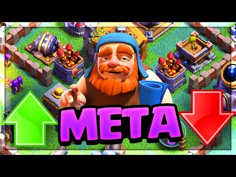 BREAK the META?! Speed Build - Clash of Clans Builder Hall Strategy!