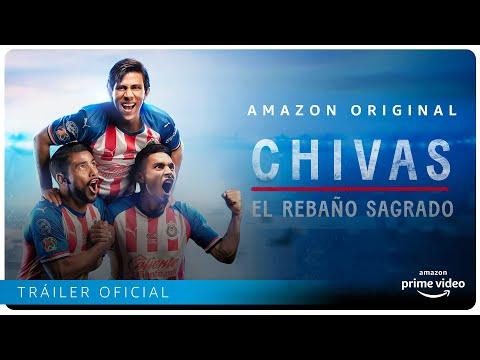 Chivas: El Rebaño Sagrado - Tráiler oficial | Amazon Prime Video