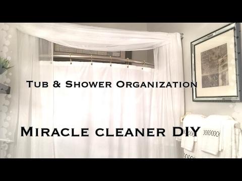 Bathroom Organization Shower & Tub Organization VD#2