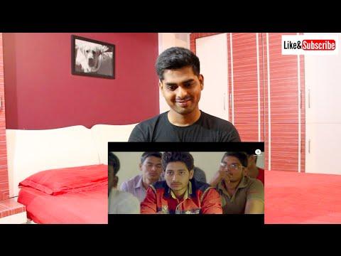 Aatach baya ka bawarla Song Reaction | Sairat |...