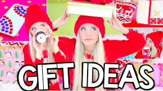 DIY Gift Ideas for Christmas! Holiday Gift Guide 2015