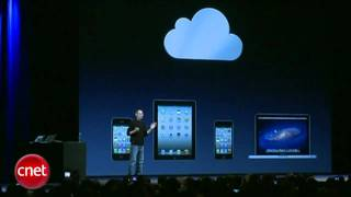 CNET News_ Steve Jobs introduces iCloud