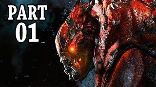 Baixar Let's Play Evolve Gameplay German Deutsch Part 1 - Singleplayer? Goliath auf der Jagd