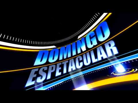 HD  Vinheta de Abertura • Domingo Espetacular JUN2009