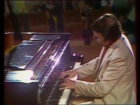Martial Solal - Châteauvallon Jazz Festival 1972