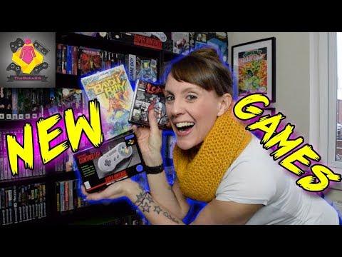 HUGE Retro Games Pick Ups - SNES, NES, Sega Mega Drive, Nintendo Game Boy and MORE | TheGebs24