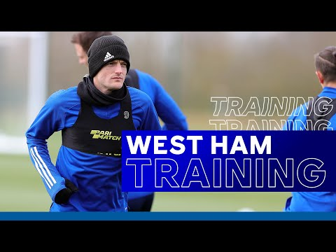 Foxes Train For Important West Ham Trip | West Ham United vs. Leicester City | 2020/21