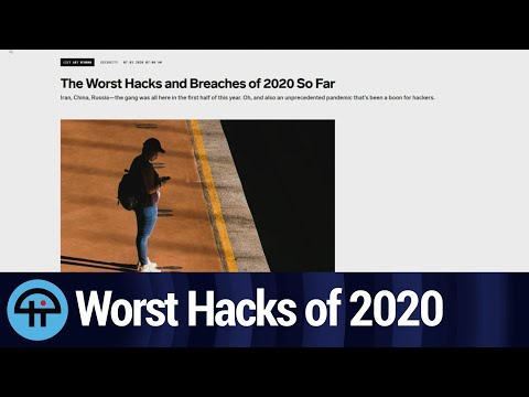The Worst Breaches for the First Half of 2020
