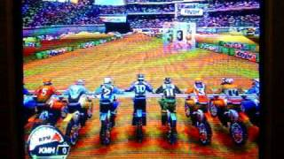 EA Sports Supercross 2000 Race 3 Qualifying