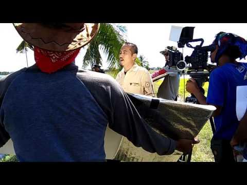 Shotting drama Mat Rukun