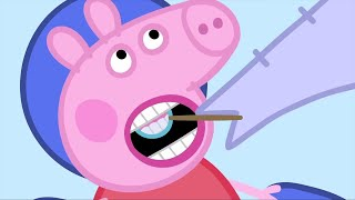 Peppa Pig Channel | Peppa Pig Visits The Dentist