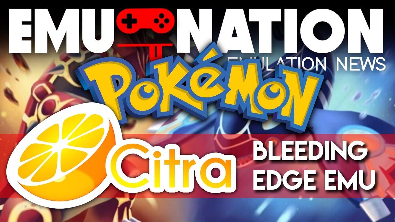 EMU-NATION: Pokemon Omega Ruby & Sapphire on 3DS Emulator