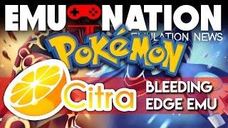 EMU-NATION: Pokemon Omega Ruby & Sapphire on 3DS Emulator - Citra Bleeding Edge