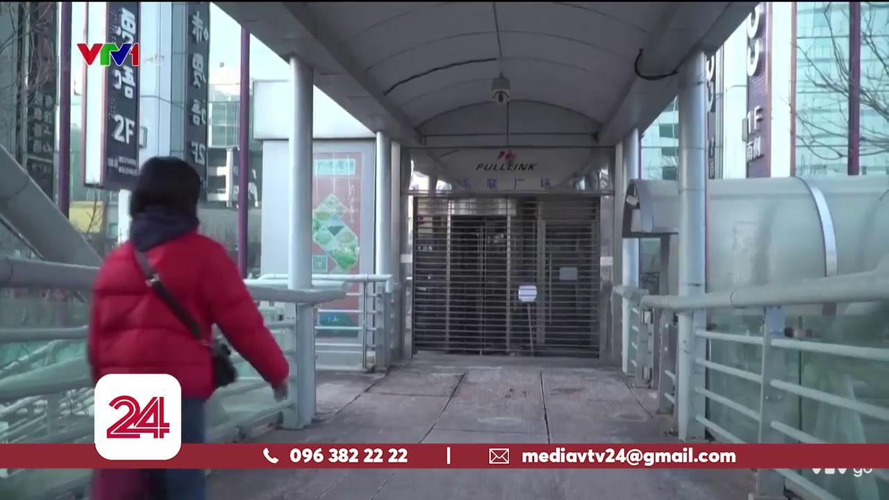 Bắc Kinh (Trung Quốc) vắng vẻ trong ngày đầu tiên đi làm sau dịp Tết   VTV24