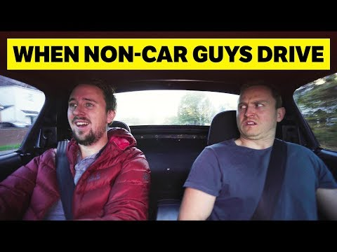 How You React When Non-Car People Drive