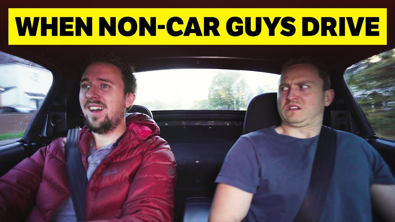 how-you-react-when-non-car-people-drive
