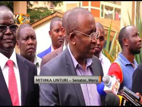 Several leaders across the country applaud Uhuru Raila Meeting Friday