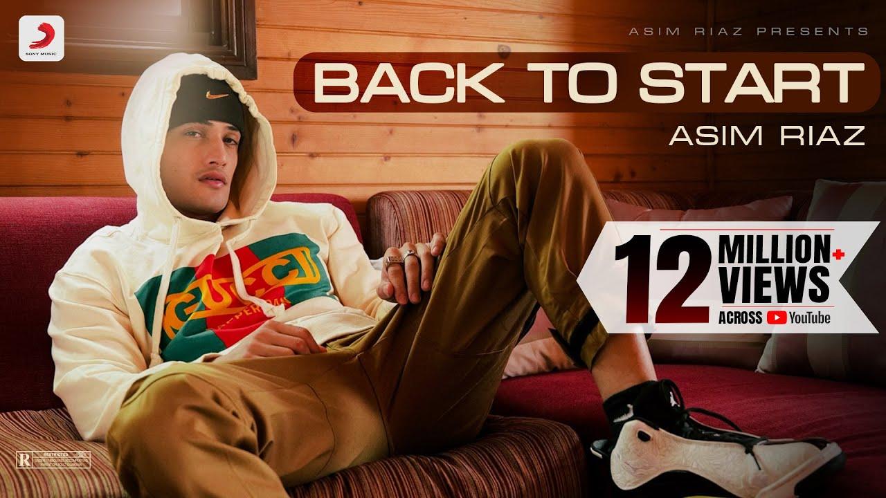 Download Asim Riaz: Back to Start   Debut Single   Latest Rap Song 2021