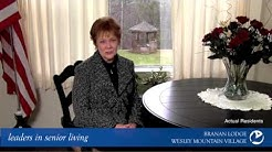 Branan Lodge- a community of Wesley Woods Senior Living