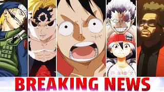 One Piece Editor BREAKS DOWN CRYING Over NEXT Chapter 986/987, Boruto Writer Gives Update, HISTORIC!
