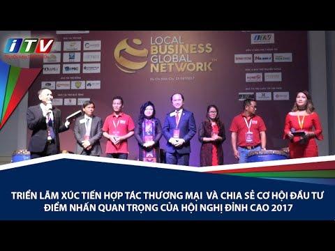 HNDC 2017 - Xúc tiến thương mại và chia sẻ cơ hội đầu tư