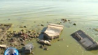 Уровень Цимлянского водохранилища упал до критического
