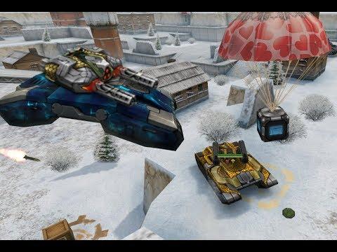 Tanki Online - Juggernaut GoldBox Montage #7