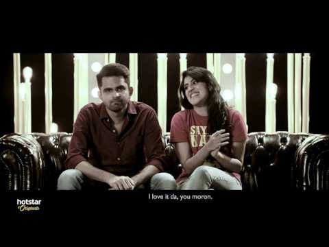 Meera and Santosh talk about Kadhal - As I'm Suffering From Kadhal | Hotstar Originals