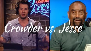 Steven Crowder and Jesse Lee Peterson on White History Month, War on Men, Feminism...