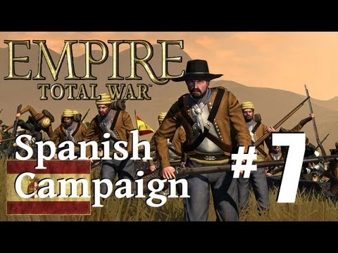Empire Total War - Spanish Campaign Part 7: Power of the Galleons