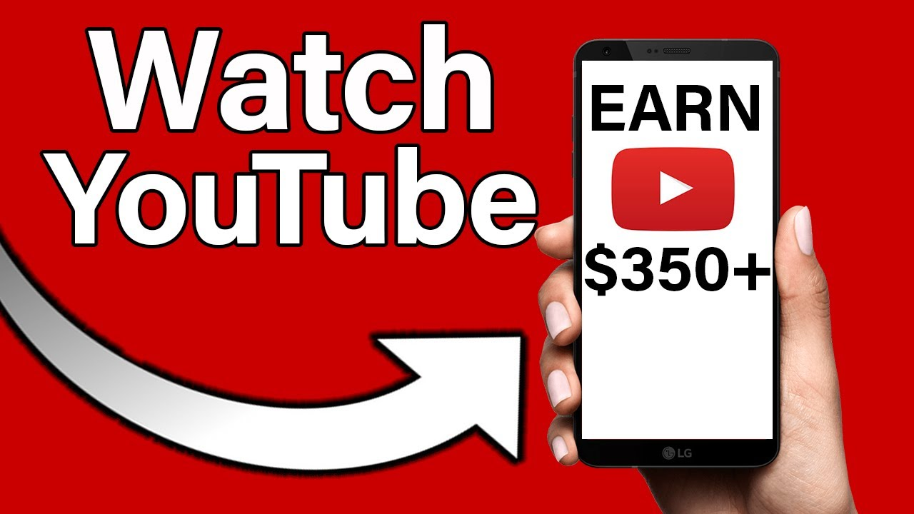 🔥 Earn $350 Watching Videos (Free Method) | How To Make Money Online
