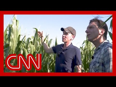 Farmers innovate to fight food shortage from climate crisis