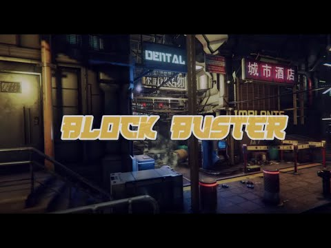 "Block Buster - ""Out In The City"" #BlockBuster #RockAintDead"