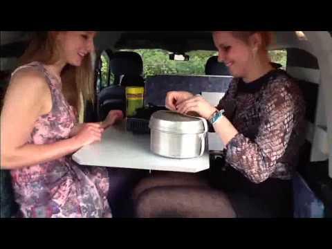 campingvan berlingo ausbau mit k che youtube. Black Bedroom Furniture Sets. Home Design Ideas
