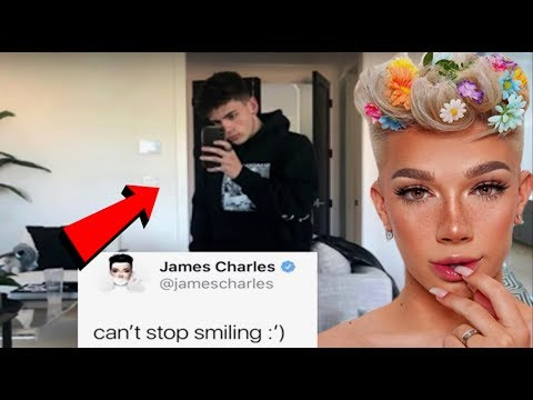 James Charles has a new boyfriend and it's SHOCKING thumbnail