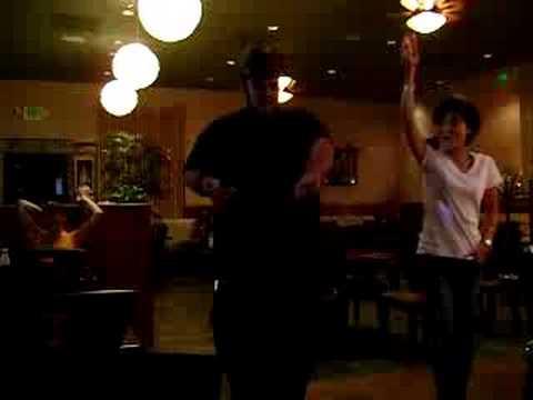 Josiah Dancing Queen Karaoke
