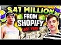 How He Got $47 Million In 1 Year With Shopify Results | Shopify Dropshipping Results