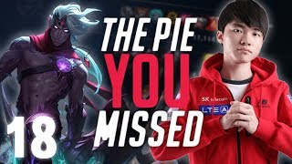 Imaqtpie - THE NEW FAKER | PLAYING THE STRONGEST BOTTOM LANE CHAMP | THE PIE YOU MISSED EP 18