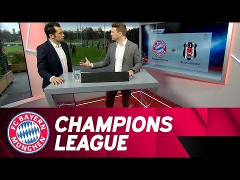 FC Bayern - Besiktas Istanbul: Stimmen und Impressionen zur CL-Auslosung | ReLive