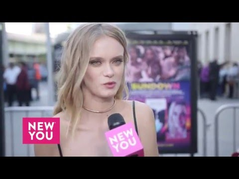 Sara Paxton's Health and Beauty Tips with New You