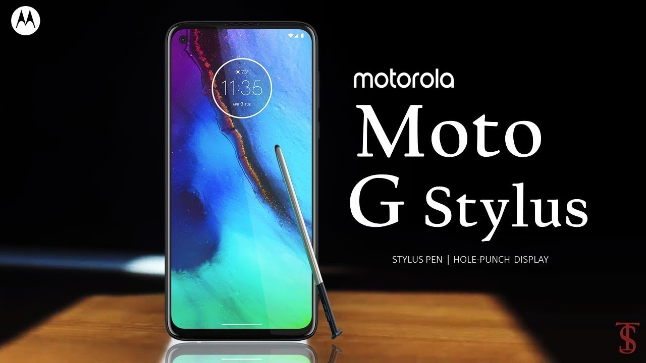 Motorola Moto G Stylus 2020 Introduction
