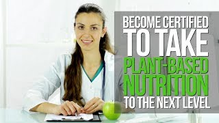 Take Plant-Based Nutrition to the Next Level