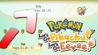 Be CAREFUL when you trade in Pokémon Let's Go Pikachu & Eevee